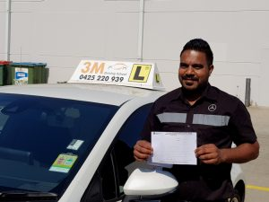 Driving School HarrisPark