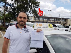 Driving School Parramatta